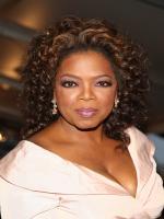 Oprah Winfrey in The Oprah Winfrey Show