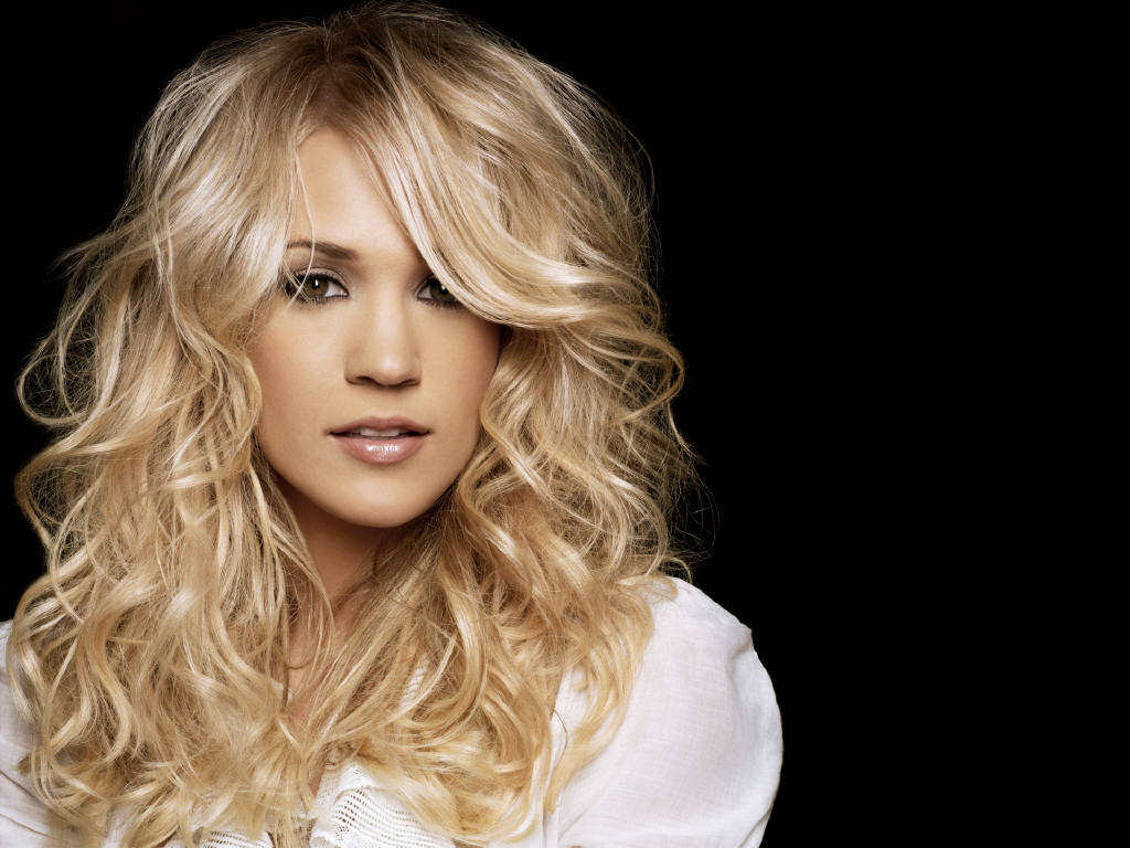 Carrie Underwood in Blown Away