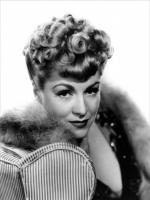 Claire Trevor in bad girl