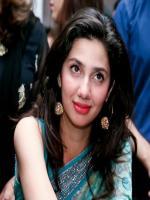 Actress and Model Mahira Khan