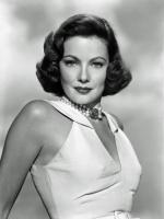 Gene Tierney in  Heaven Can Wait