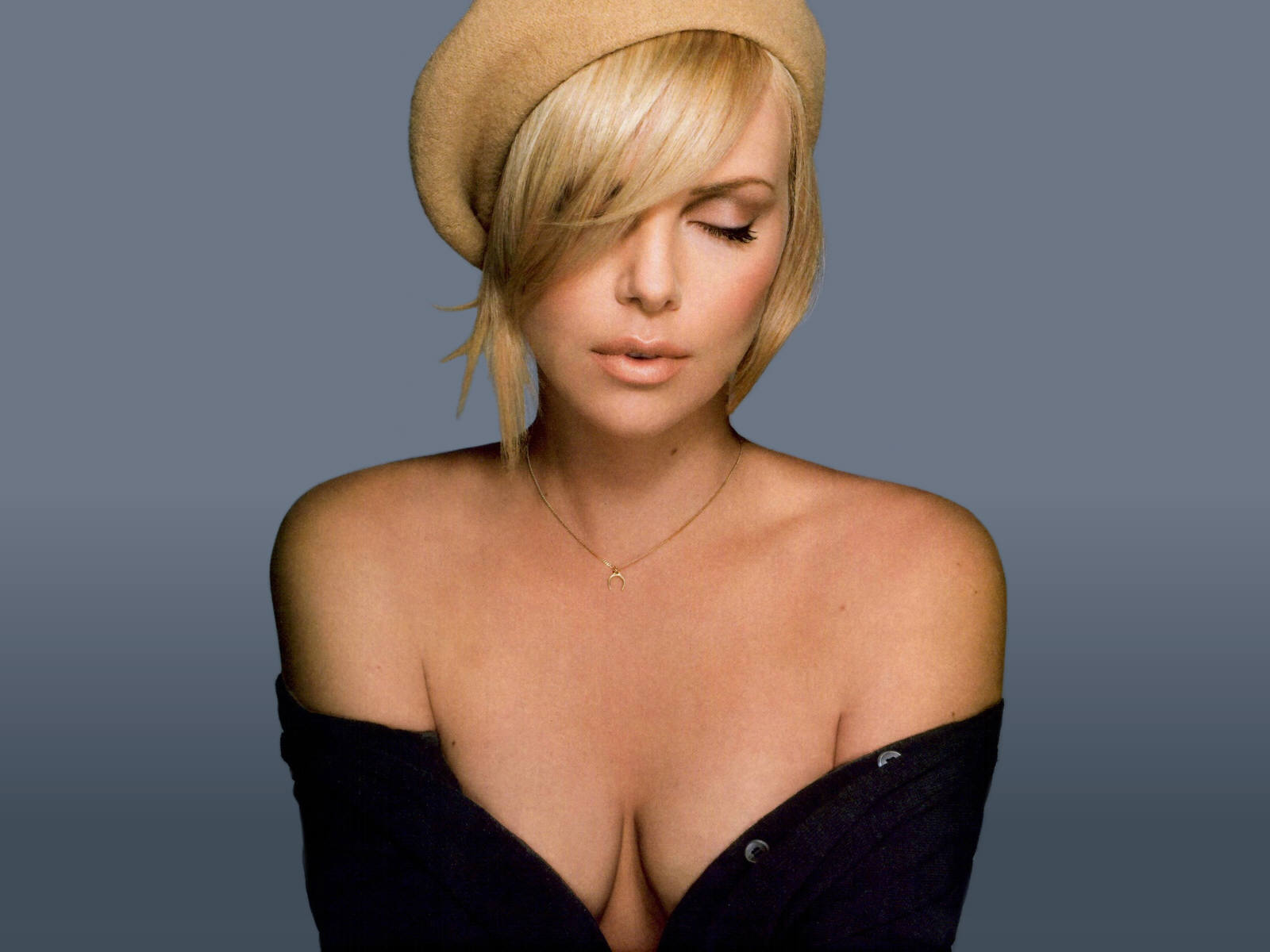 Charlize Theron in  Mighty Joe Young
