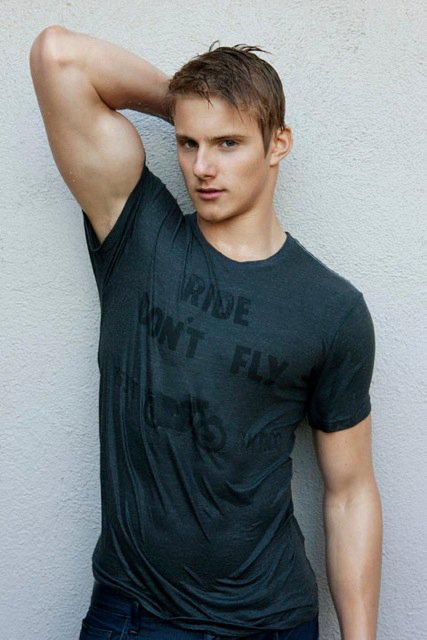 Alexander Ludwig Wallpaper