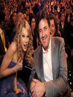 Taylor Swift with Vince