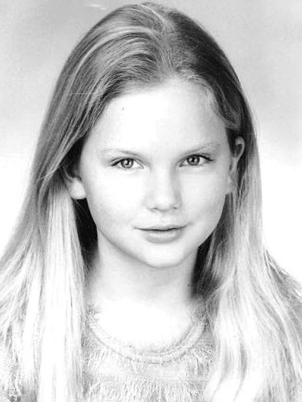 Taylor Swift as a kid