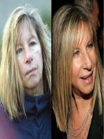 Barbara Streisand without makeup