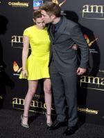Kristen Stewart with her boyfriend