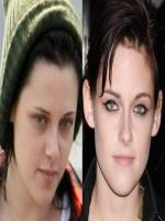 Kristen Steward without makeup