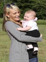 Jamie Lynn Spears With Kid