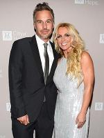 Britney Spears with jason