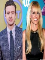 Britney Spears with Justin Timberlake
