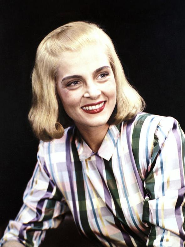 Lizabeth Scott Photo Shot