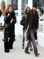 Tracee Ellis Ross Walking Pic