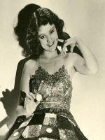 Lillian Roth Film Shooting