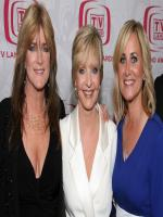 Susan Olsen with other celebirities