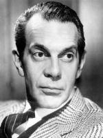 Raymond Massey Photo