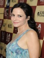 Mary-Louise Parker at award ceremony