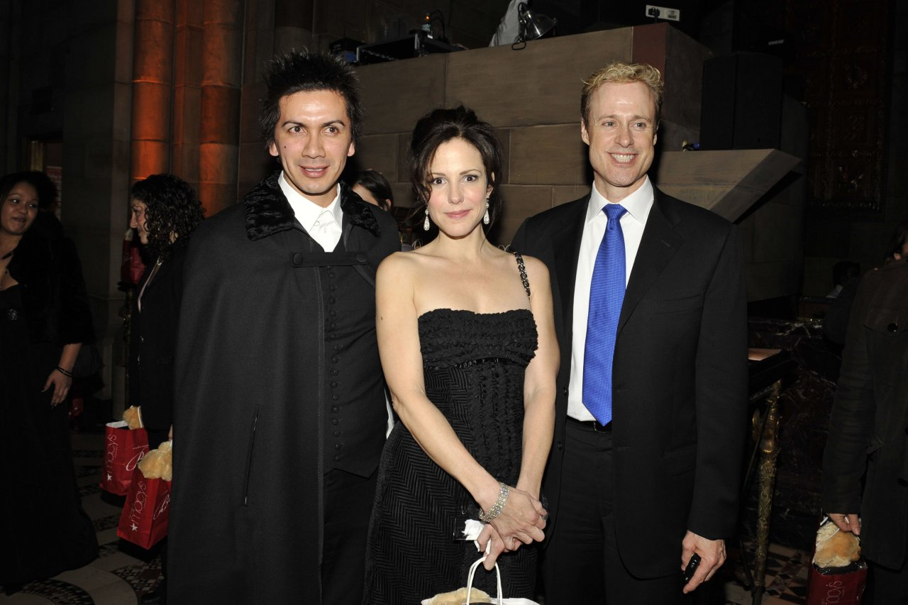 Mary-Louise Parker Group Pic