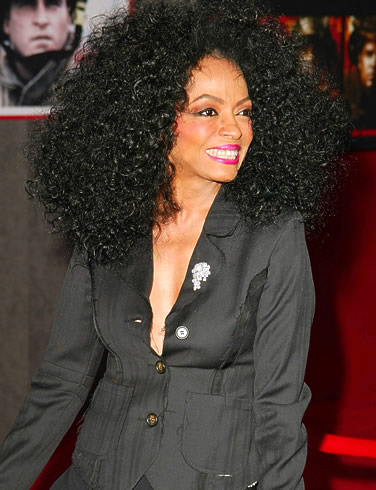 Diana Ross Photo Shot