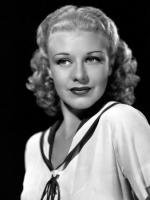 Ginger Rogers in action