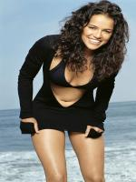 Michelle Rodriguez in action