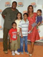Holly Robinson With Kids