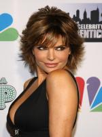 Lisa Rinna In action