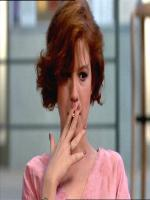 Molly Ringwald Smoking