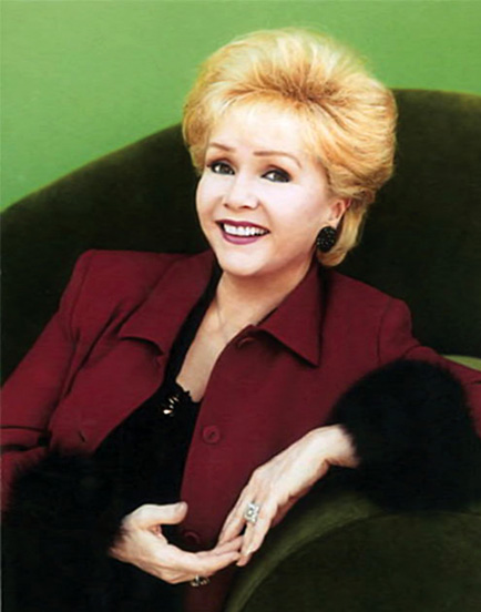 Debbie Reynolds HD Photo