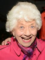Charlotte Rae Million Dollar Smile