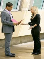 Emily Procter Film Shoting