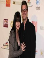 Pauley Perrette with other celebirity