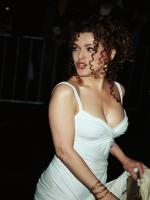 Bernadette Peters Film Shooting
