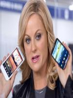 Amy Poehler Mobile Advertisement