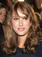 Natalie Portman with bangs