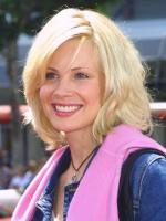 Monica Potter Film Shoting