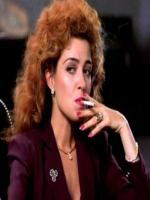 Annie Potts Smoking