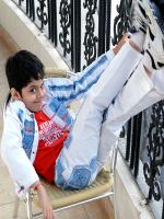 Cute Darsheel Safary