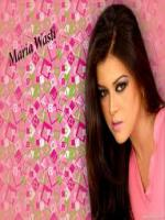 Maria Wasti Pakistani Model