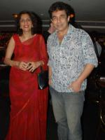 Deepak Tijori With wife