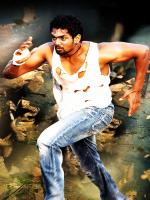 Dhruv Sarja in action