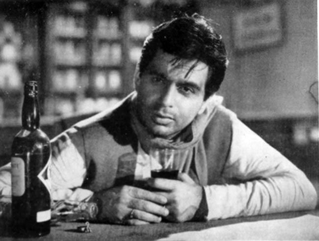 Famous Indian Actor Dilip Kumar