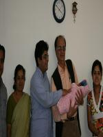 Dilip Prabhavalkar Family