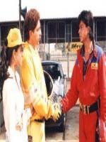 Dalip Tahil in film Baazigar