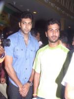 Jeyam Ravi with Jithan Ramesh