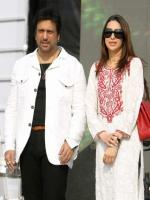 Govinda and Karisma Kapoor