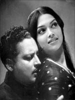 Guru Dutt and Deepika