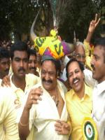 Harikrishna Nandamuri in Action