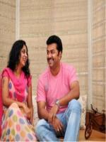 Indrajith sukumaran with Poornima