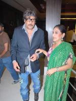 Jackie Shroff with Ravi Kishan